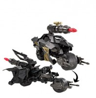 foto Batman Batmoto transformable