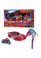 foto Spiderman superpack vehículos