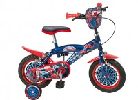 "foto Bicicleta 12"" Spiderman"