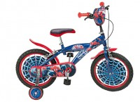 "foto Bicicleta 16"" Spiderman"