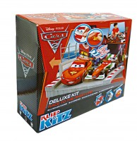 foto Klip Kitz Cars 2 deluxe kit Race to Finish Line