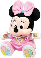 foto Peluche educativo Baby Minnie