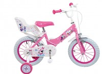 "foto Bicicleta 14"" Minnie Mouse"