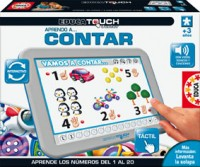 foto Educa Touch junior aprendo a contar