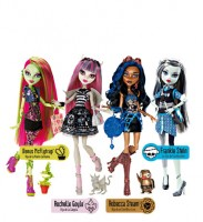 foto Muñecas Monster High
